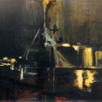 olieverf op doek, 60 x 70, verkocht